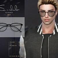 Glasses 202103 By S-club Wm