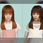 Child Hair G21c By Daisysims