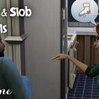 Trait Extras Neat & Slob Social Interactions By Helaene