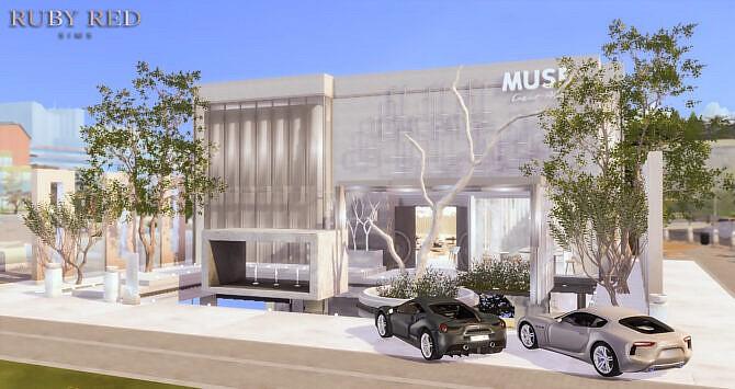 Muse Restaurant + New Cc Set