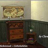Gothic Set Conversion By Chalipo