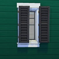 Very Separate Window Shutters By Qahne