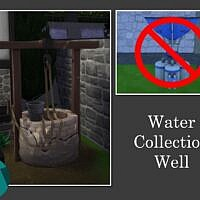 Water Collection Well By Teknikah