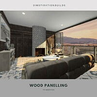 Aged Wooden Panels