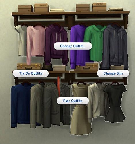 Default Functional Closet Shelves By Qahne