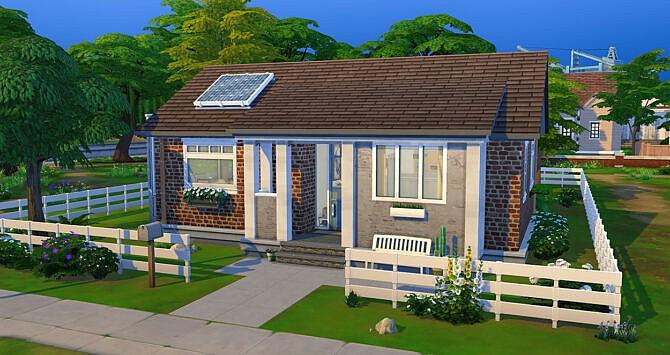Modest Housing