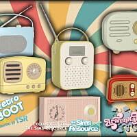 Retro Radios By Arwenkaboom