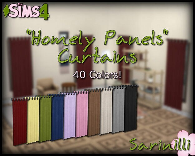Homely Panels By Sarinilli