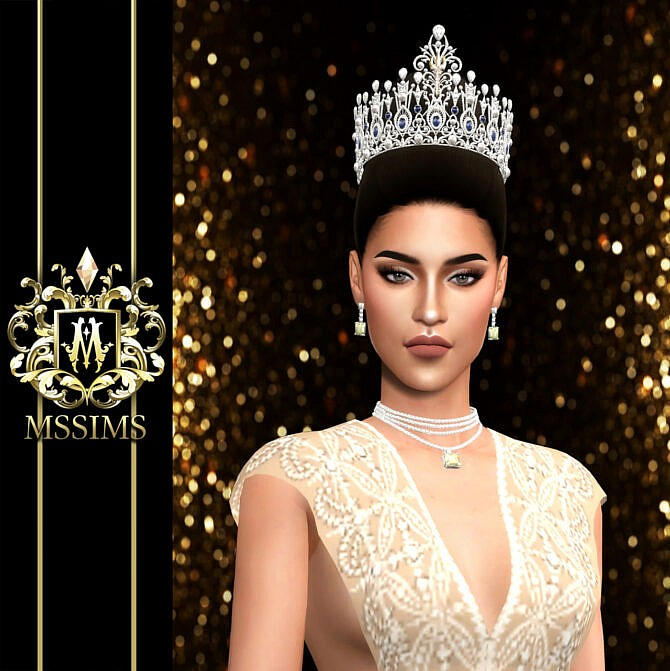 Sims 4 SIREETHORN CROWN (P) at MSSIMS