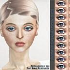 Retro Twiggy's Eyeshadow By Caroll91