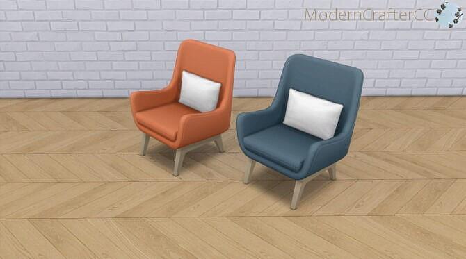 Lovely Armchair Recolour