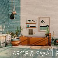 Large & Small Bricks