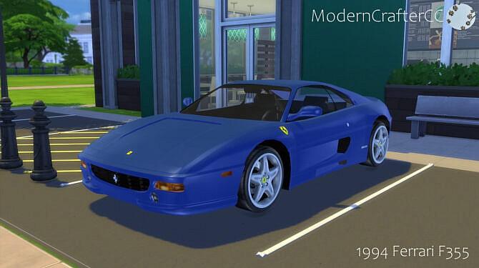 1994 Ferrari F355
