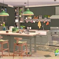 Retro Kitchen Enya Pt. 3 By Ung999