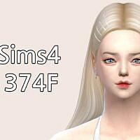 Hair 374 For Females
