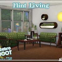Retro Flint Living By Mutske