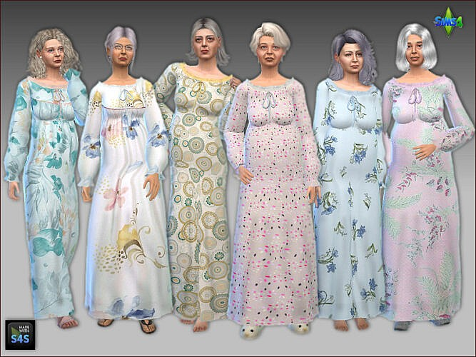 Nightgowns For Seniors