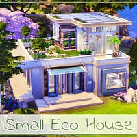 Small Eco House By Simmer_adelaina