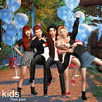 Big Kids Pose Pack By Beto_ae0