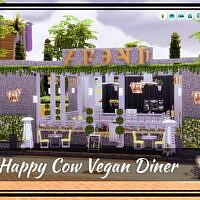 The Happy Cow Restaurant