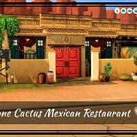 The Lone Cactus Restaurant