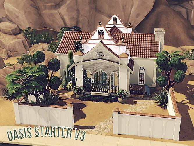 Oasis Starter V3 By Genkaiharetsu