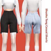 Shushu Tong Casual Shorts