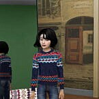Sweater For Girls By Aliki's Nook
