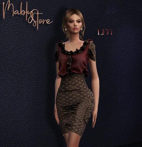 Leit Dress