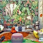 Arda Toddler Room By Danuta720
