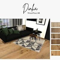 Wood Floor #4