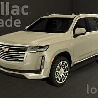 Cadillac Escalade '21