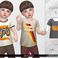 70s Shirt 01 Toddler By Remaron