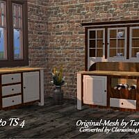 Cottage Set By Chalipo