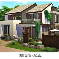 Alisha Home By Ray_sims