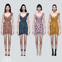 Tulip Mini Dress V2