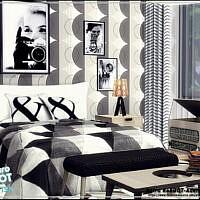 Adela Bedroom By Danuta720
