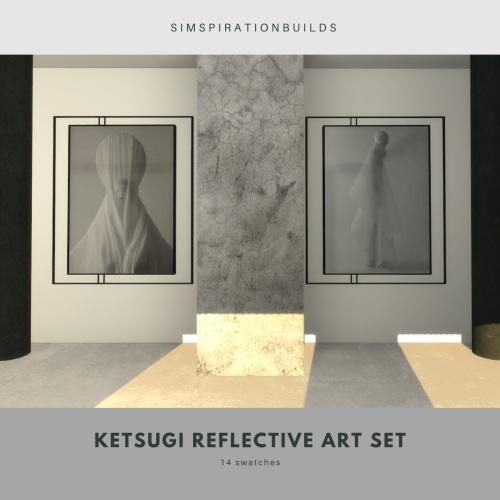 Ketsugi Reflective Art Set