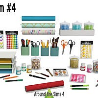 Crafting Room #4 – Clutter