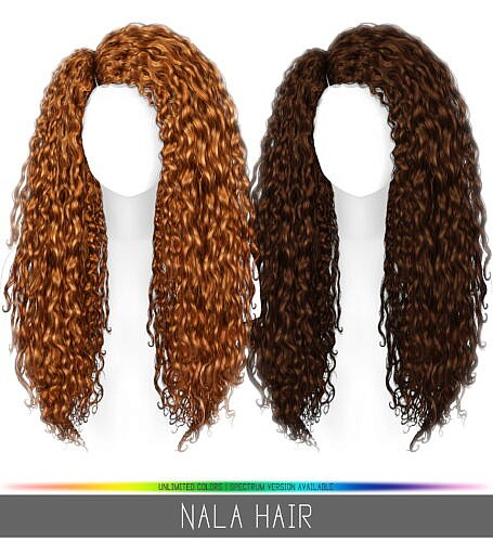 Nala Hair