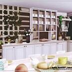 Retro Adela Kitchen By Danuta720