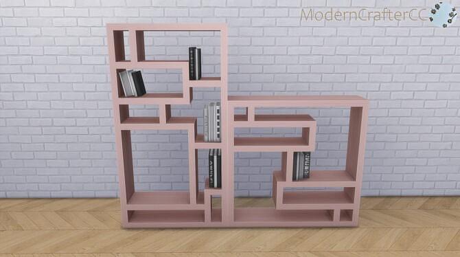 Lost In Transit Bookshelf Recolour