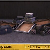 Neutral Space Fillers By Simspaces