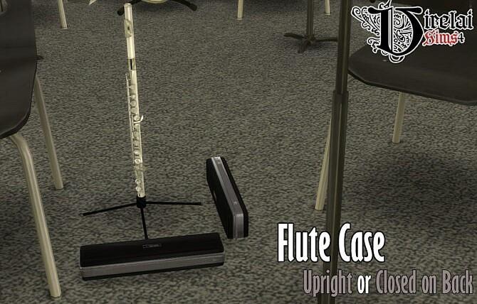 Sims 4 Flute case at Virelai