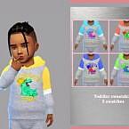 Toddler Sweatshirt Gabriel By Lyllyan