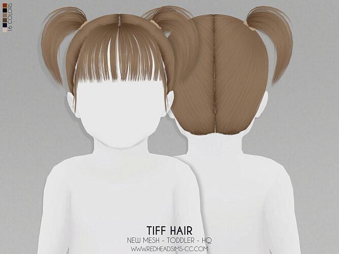 Tiff Hair (toddler)