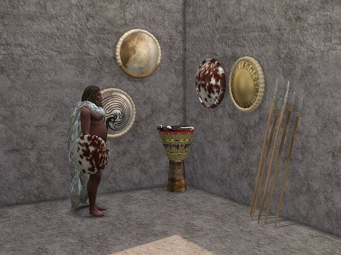 The Good Shaman's Magic Drum