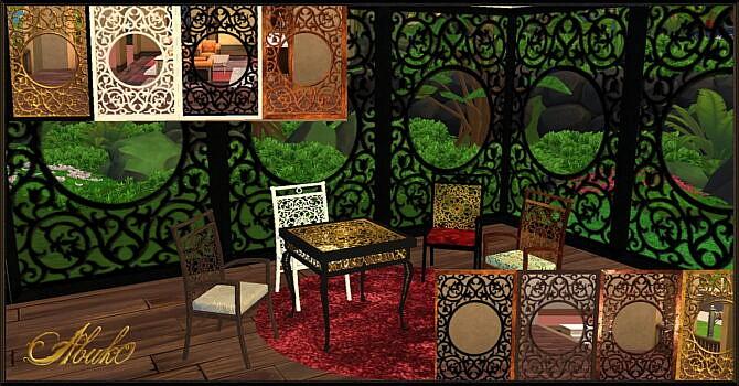 Bagico Garden Set