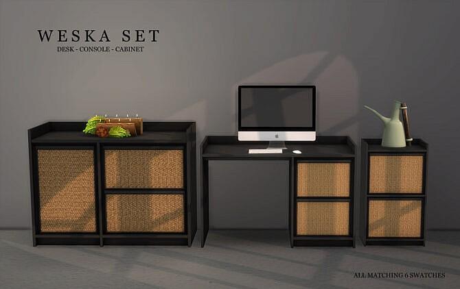 Weska Set