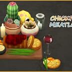 Chickpea Meatloaf